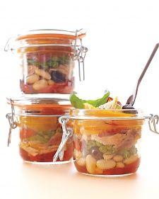 salads to go - from Martha Stewart