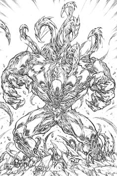Acid Venom by pant