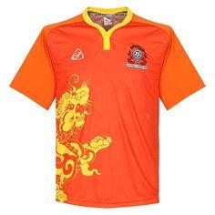 Camiseta de Bután 2015-2016 Local #Bután # Bhutan