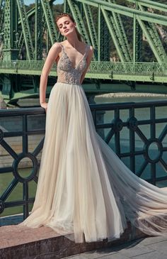 Style #606 from GALA by Galia Lahav ~ AD CAMPAIGN