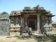 History in stone: One of the temples at Marale Photos: Lakshmi Sharath