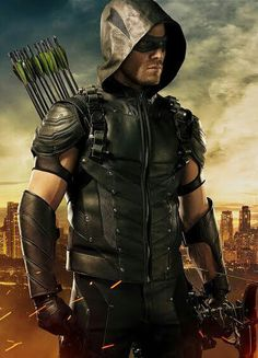 The Arrow is now is now the Green Arrow, and he has left darkness, and become a someone who is fighting for justice and freedom. He is greatly considered as the most useful help when I was developing my superhero, and so has helped me greatly.