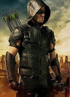 The Arrow is now The Green Arrow for season 4 of Arrow.