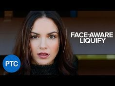 How To Adjust and Change Facial Features In Photoshop - YouTube