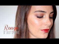 Tuto Maquillage Facile Rouge à Lèvres Rouge⎢Maquillage Automne | missGworld