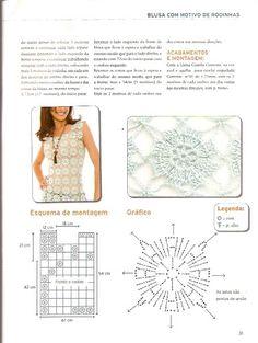 Ropa Playera Tejida... ACrochet - Thalia Colo - Álbumes web de Picasa