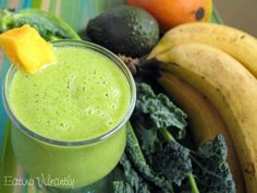Creamy #Kale #Smoothie #recipe via Eating Vibrantly http://www.yummly.com/recipe/Creamy-Kale-Smoothie-1573358