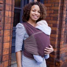 7 razones para añadir un portabebés a la lista de nacimiento