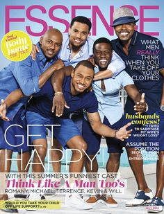 The Men Of 'Think Like a Man Too' Cover Essence Magazine