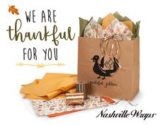 Happy Thanksgiving from Nashville Wraps!