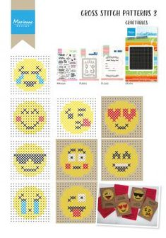 28 Ideas For Embroidery Patterns Animal Stitches Tiny Cross Stitch, Xmas Cross Stitch, Cross Stitch Bookmarks, Cross Stitch Cards, Simple Cross Stitch, Stitching On Paper, Cross Stitching, Cross Stitch Embroidery, Cross Stitch Patterns
