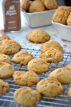 Gluten Free Sugar Cookies | Gluten Free Dessert | Gluten Free Recipes - The Healthy Apple