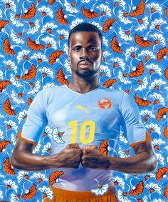 Art of Wiley Kehinde