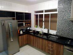cozinha escura