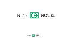 PICTOS NIKE HOTEL on Behance
