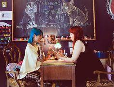 The 5 Best Brooklyn Nail Art Salons   MTV Style
