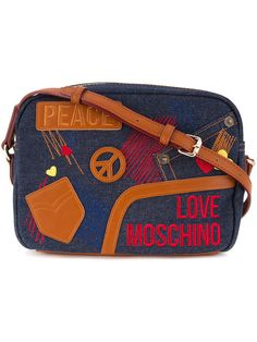 Love Moschino hippie shoulder bag