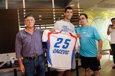 Dacevic refuerza el Ademar - http://mercafichajes.es/21/08/2013/dacevic-refuerza-el-ademar/