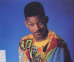 Image discovered by kah & lorena. Find images and videos about will smith and fresh prince of bel-air on We Heart It - the app to get lost in what you love. Fresh Prince, Willian Smith, Prinz Von Bel Air, Estilo Hip Hop, Hip Hop Fashion, Famous Faces, The Fresh, In Hollywood, Actors & Actresses
