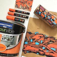 Johnstones Paints, Interior Walls, Exterior Paint, Art Supplies, Paint Colors, Colours, Projects, Painting, Instagram