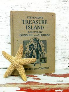 Treasure Island,Teachers Copy,IMMIGRANT EDUCATION from 1936 by beachbabyblues on Etsy, $65.00 Who TAUGHT from this book ?  Who were the students that READ from this book ?  Such an amazing piece of History !!