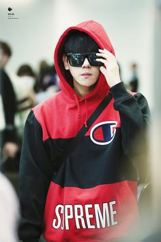 baekhyun airport fashion - Google Search