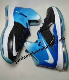 Nike LeBron X Playstation Customs