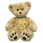 classic teddy from build a bear