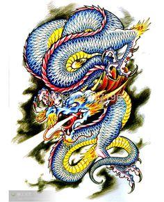 dragoes tattoos - Pesquisa Google