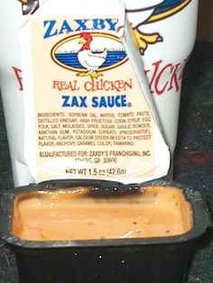 Tastes Like Zax Sauce - If you love Zaxby's dipping sauce, here's how you can make a sauce that tastes just like it at home, very easily. Now you can have the Zax sauce taste on everything!