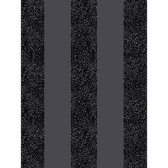 This Glitterati Stripe Glitter Wallpaper by Arthouse features an alternating embossed glitter black stripe and a matte black stripe. Free UK delivery available