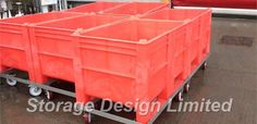 The Original Dolav Pallet Box - possible the strongest pallet box - great for food use. Pallet Boxes, Storage Design, Storage Containers, Toy Chest, Storage Chest, Furniture, Home Decor, Storage Bins, Decoration Home