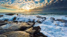 #4k wallpaper ocean (3840x2160)