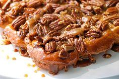 Pecan – Relishing It Bakery Recipes, Bakery Ideas, Sweet Buns, Sticky Buns, Bun Recipe, Monkey Bread, Sweet Bread, Pecan, Breakfast Recipes