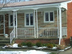 View Our Portfolio Of Completed Railing Construction U0026 Remodeling Projects.  Fairview Home Improvement In Cleveland Ohio Area, Your Stop For Patio  Enclosures