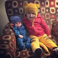 Daniel Tiger and Tigey costume