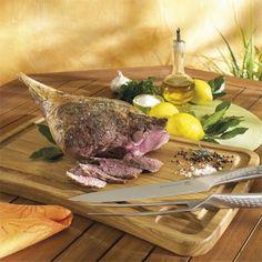 Recette Agneau de Pâques au barbecue Weber Barbecue, Bbq, Barbacoa, Carne, Steak, Turkey, Cheese, Chicken, Recipes