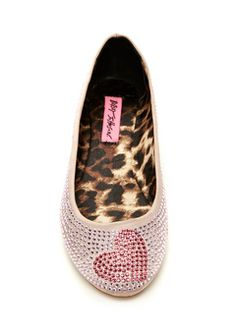 Betsey Johnson: Smooch Shoes LOL Too cute!