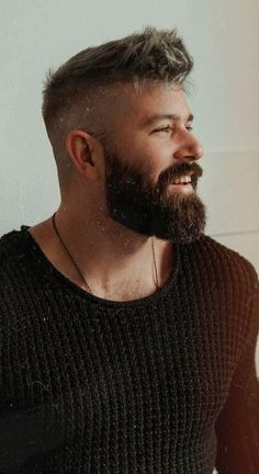 How To Grow Medium Beard – 13 Medium Beard Styles For Men Of All Ages & face Sh… – Hair Styles – summer hairstyles Medium Beard Styles, Beard Styles For Men, Hair And Beard Styles, Hair Style Men, Trimmed Beard Styles, Trending Hairstyles For Men, Mens Hairstyles With Beard, Haircuts For Men, Grow A Thicker Beard