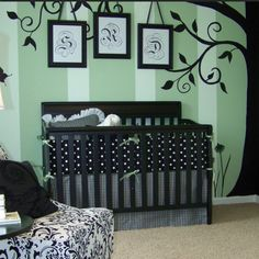 Cool Nursery Idea
