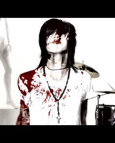 Andy Biersack Knives and Pens ♥.   ^ this ending was so weird... Lol