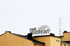 Hotel Merihovi. Kemi, Finland 29.7.2013 CC BY Tiina M Niskanen