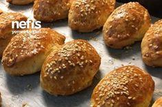 Nefis Anne Poğaçası Tarifi Hamburger, Birthday Cake, Gluten Free, Bread, Foods, Dresses, Glutenfree, Food Food, Vestidos