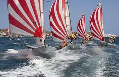 <h2> Sailing course in Minorca </h2>  Minorca Sailing (020 8948 2106; www.minorcasailing.co.uk)     offers one of the Mediterranean's best-equipped sailing centres. Based in    Fornells Bay, you can learn to sail in small groups or improve your    boat-handling skills in Lasers and dinghies. A week-long course costs from    £675, for September 4 departures (based on three people sharing a    self-catering apartment). Return flight from Gatwick.