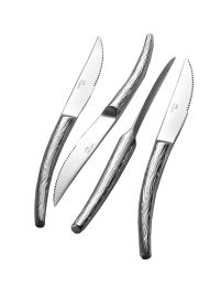 Wedding Registry Must-Have: Willow Steak Knives - for years of family entertaining!