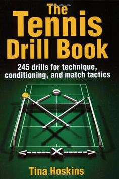 Tennis Drills Book