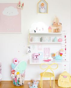 """1,276 Likes, 53 Comments - Kids Design Life (@kidsdesignlife) on Instagram: """"Her little office 💕 And yes! We're obsessed with the @alittlelovelycompany ss16 collection -…"""""""
