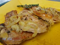 Pork chops with a manchego cheese filling Manchego Cheese Recipes, Queso Manchego, Pork Chops, Keto Recipes, Treats, Chicken, Baking, Homeland, Panama