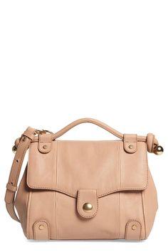 'Dixie' Leather Crossbody Bag