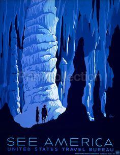 See America, Carlsbad Caverns